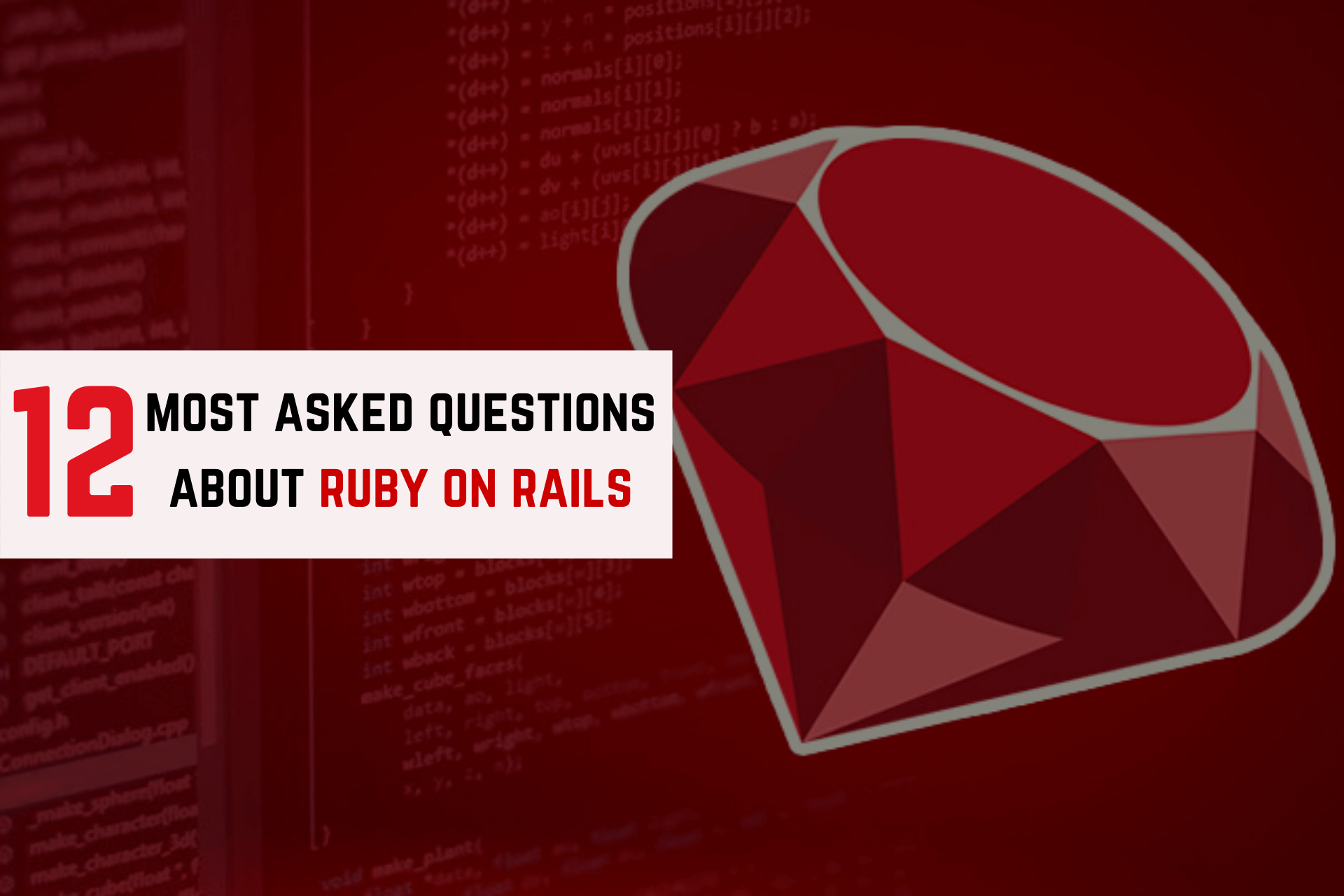 questions about ruby on rails