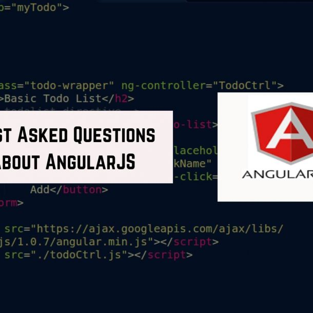 questions about angularjs