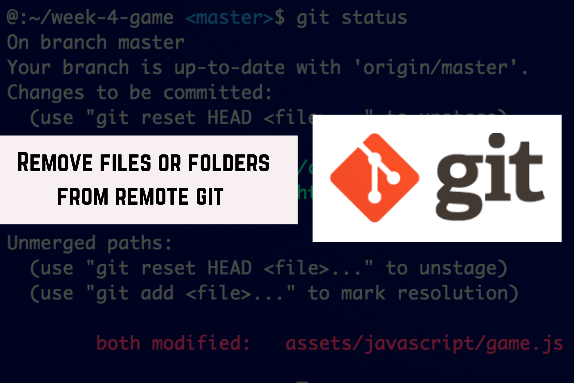 git remove file