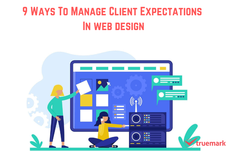 manage client expectations