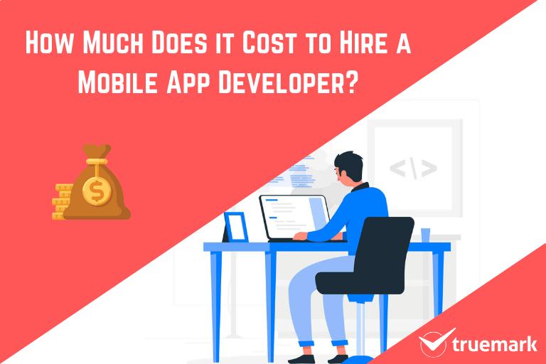 cost to hire a mobile app developer